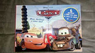 Libro infantil de Cars