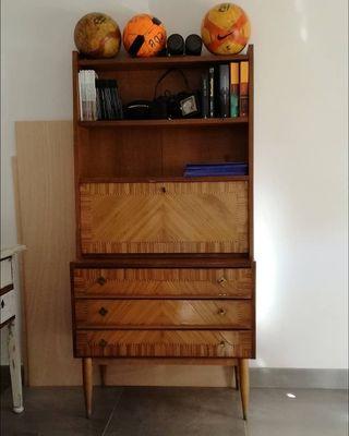 armario y mueble escritorio