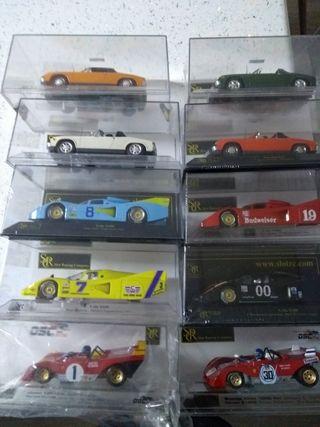 stock final coches Scalextric src osc falcon