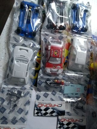 kit osc src Peugeot 205 varios acabados