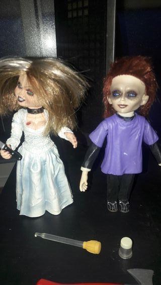 muñecos pelicula chuky