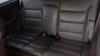 asientos en piel gris audi a3