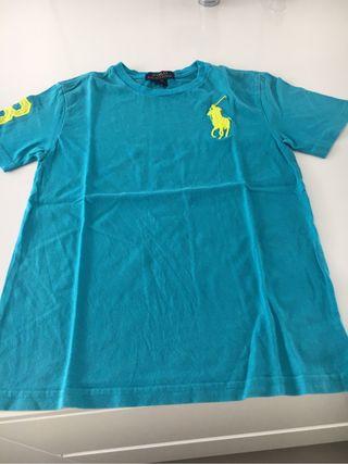 Camiseta niño polo ralhp lauren niño