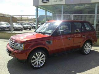 Range Rover Sport 3.6 TdV8 HSE 272CV 5p año 2007