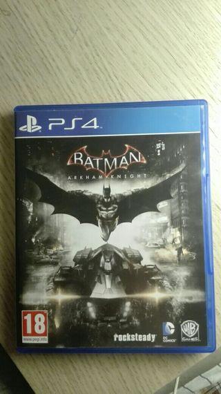 Batman Arkham Knight con contenido adicional