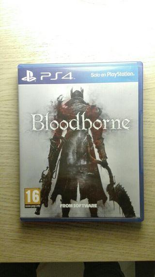Bloodborne con un mes de psn gratis