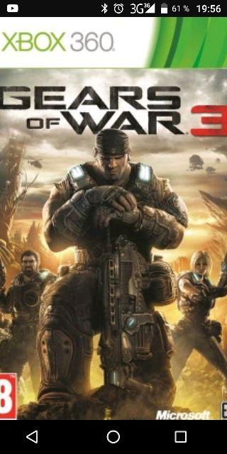 gear of war 3 xbox 360