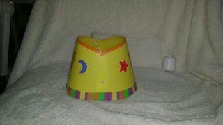 lampara de habitación infantil