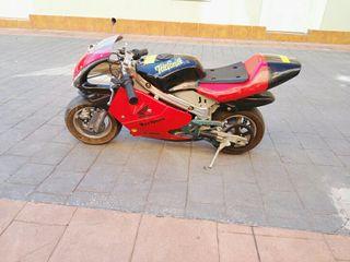 mini Moto.