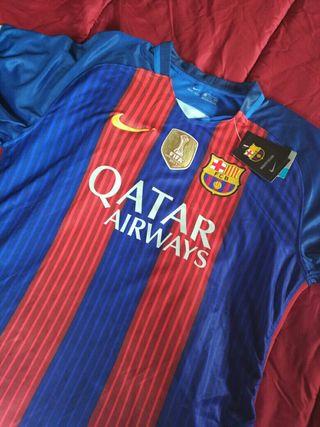 Camiseta Barcelona 2017-18
