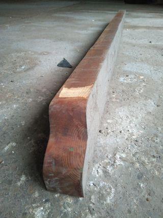 vigas de madera de mobila