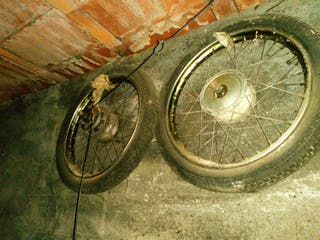 ruedas motocicleta