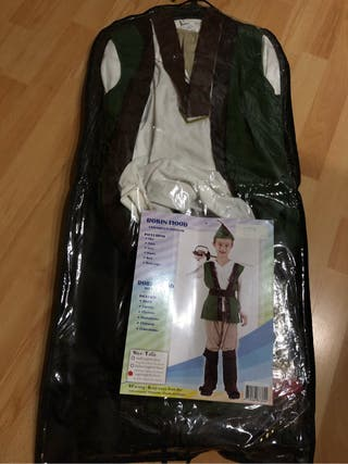 Disfraz Peter Pan