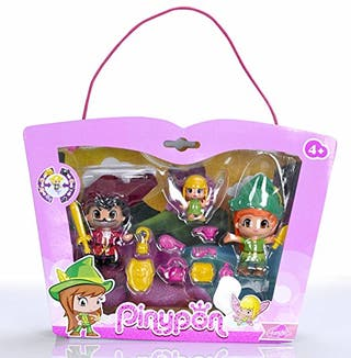 Pinypon Peter Pan