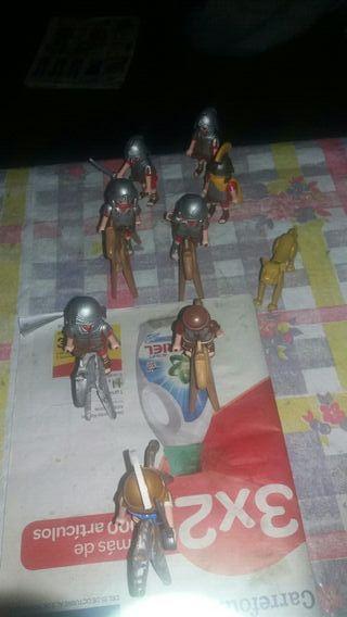 vendo soldados romanos de playmovil