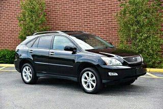 Lexus RX 2009