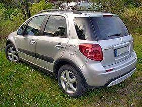 Suzuki Sx4 4x4 ddis 2006