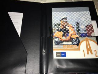 Libro carnet moto