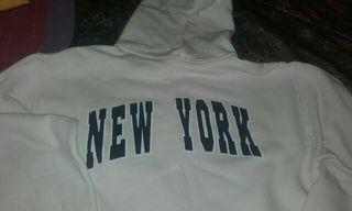 sudadera New York