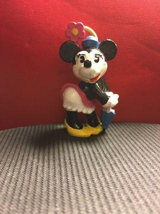 Minnie mouse paraguas