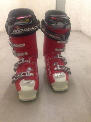 Botas de Esqui NÓRDICA 28,5