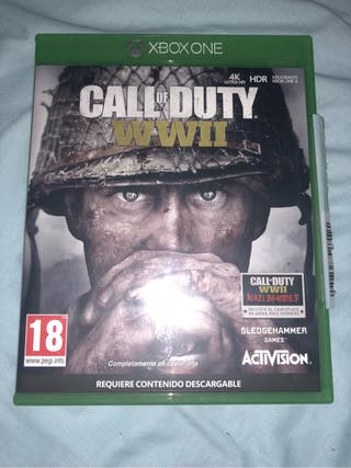 Call of Dutty WWII