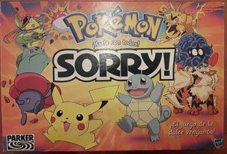 Pokemon Sorry de Parker.