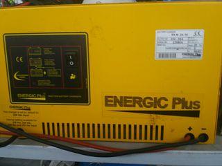 cargador de baterias de 24v