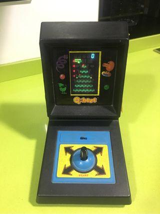 Tabletop game watch Q-bert,egb,sega,snes,Casio,Nintendo,