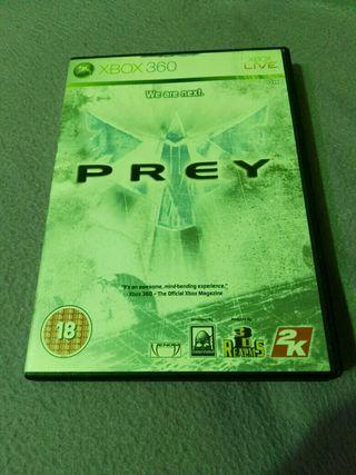 Prey xbox 360
