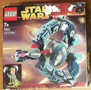 Lego 7252 Star Wars Droid Tri-Fighter