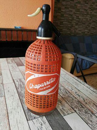 botella de sifon