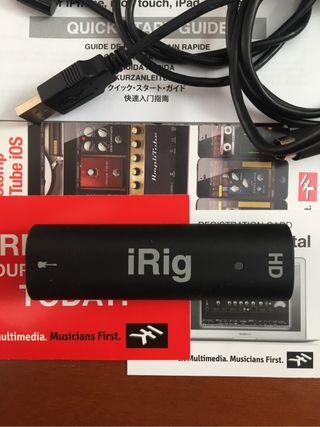 Irig HD