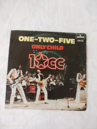 10CC - ONLY CHILD