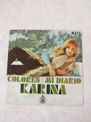 KARINA - COLORES