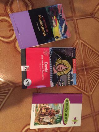 Libros sencillos inglés