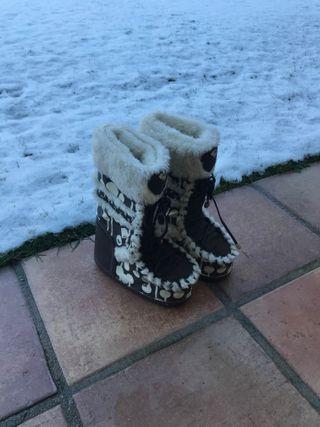 Quiksilver botas mujer/niña t 37 nuevas