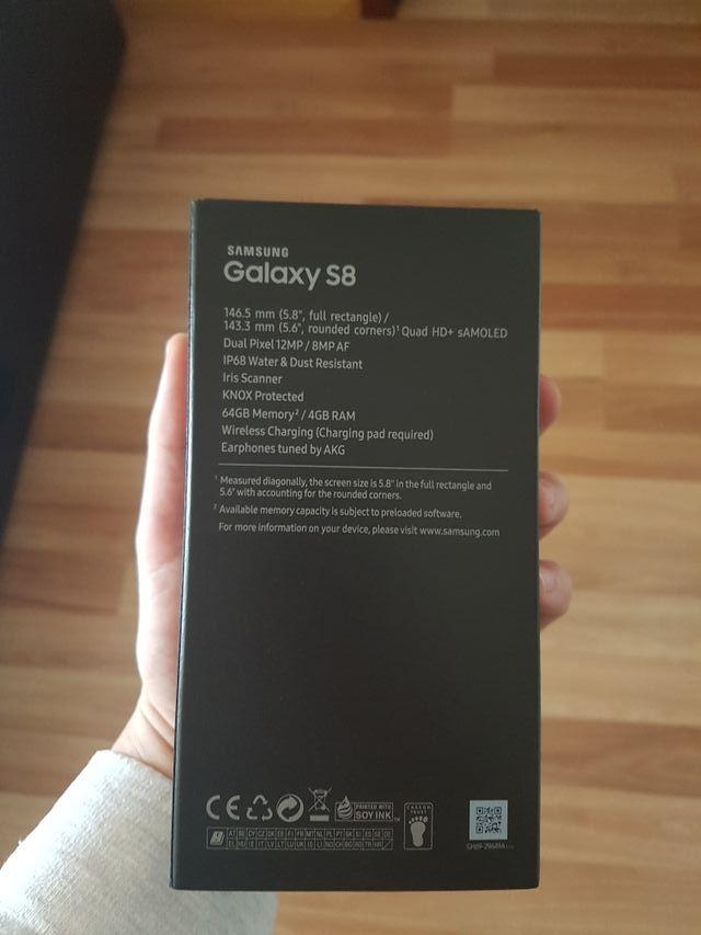 Samsung S8 64 gb precintado