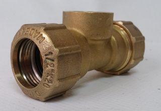 "Racor T hembra 1/2"" ø20mm (8uds)"
