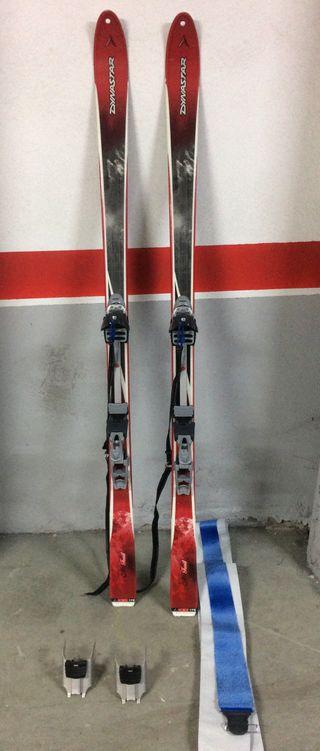 Esquís de travesía oferta