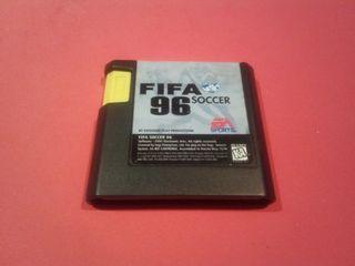 FIFA Soccer 96 SEGA Mega Drive