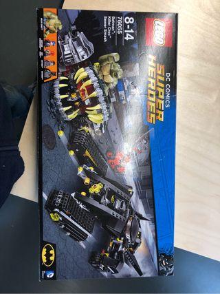 Super heroes Lego. 76055 precintado