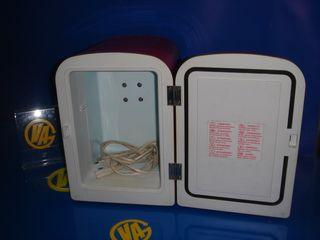 Nevera portatil JOCCA 50w. frio o calor