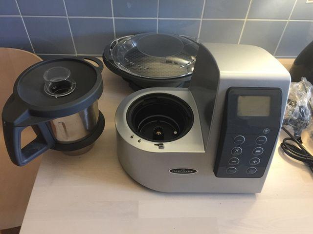 Robot cocina (tipo thermomix)