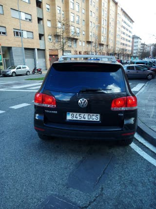 Volkswagen Touareg 2004 manual