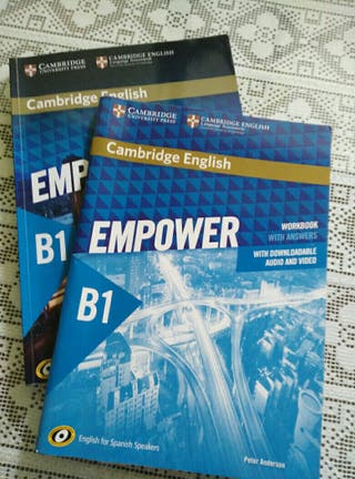 Cambridge English Empower B1 + Workbook
