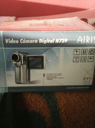 camara digital n729 airis