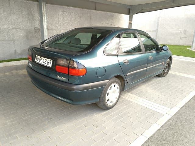 URGE Renault Laguna 1997