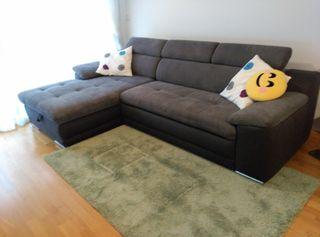 Sofa cama chaiselongue