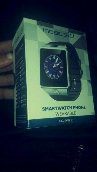 Reloj smartwatch Inteligente!!